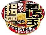 エースコック 驚愕の麺1.5玉 豚みそ担担麺 140g×12個