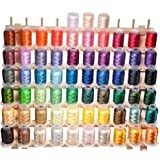 63 Brother Colours Embroidery Machine Thread