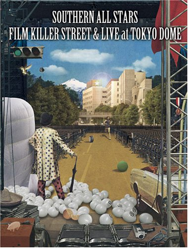 FILM KILLER STREET (Director's Cut) & LIVE at TOKYO DOME (初回限定版) [DVD]の詳細を見る