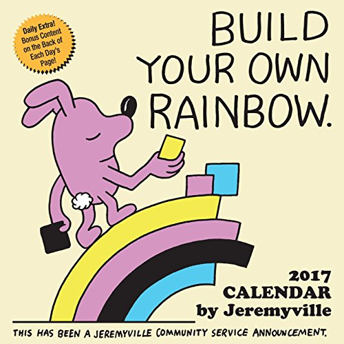 Jeremyville 2017 Day-to-Day Calendar (Daytoday)