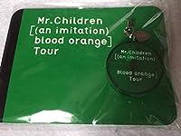 Mr.Children blood orange イヤホンピアスストラップ 緑