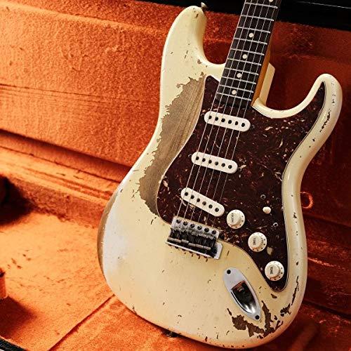 FENDER CUSTOM SHOP/MBS 1961 Stratocaster HeavyRelic built by John Cruz