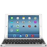 Brydge9.7 iPad Air / Air 2 & iPad Pro (9.7インチ) 用 Bluetooth 対応 一体型 キーボード ケース シルバー BRY1011