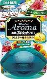液体ブルーレットおくだけアロマ トイレタンク芳香洗浄剤 詰め替え用 リフレッシュアロマの香り 70ml