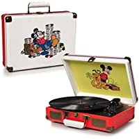 Crosley: Disney Mickey Mouse Cruiser Turntable (CR8005A-DS) (Record Store Day) by Crosley [並行輸入品]