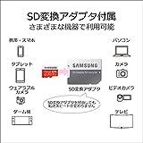 Samsung microSDカード256GB EVOPlus Class10 UHS-I U3対応 Nintendo Switch 動作確認済 正規代理店保証品 MB-MC256GA/ECO
