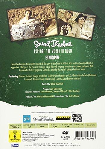 サム・ヤッファ:SOUND TRACKER 世界の音楽を探る旅~エチオピア[DVD]