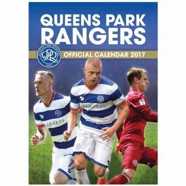 Queens Park Rangers QPR 2017サッカーカレンダー