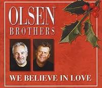 We believe in love [Single-CD]