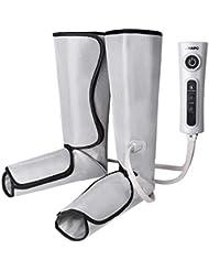 [Naipo] [Naipo 足マッサージ機 Leg Compression Massager for Foot and Calf Circulation Massage Air Leg Wraps with 3 Intensities...
