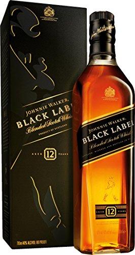 ジョニーウォーカー ブラックラベル 12年 40度 箱入り 7...