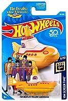 Hot Wheels 2018 50th Anniversary HW Screen Time The Beatles Yellow Submarine 26/365 [並行輸入品]