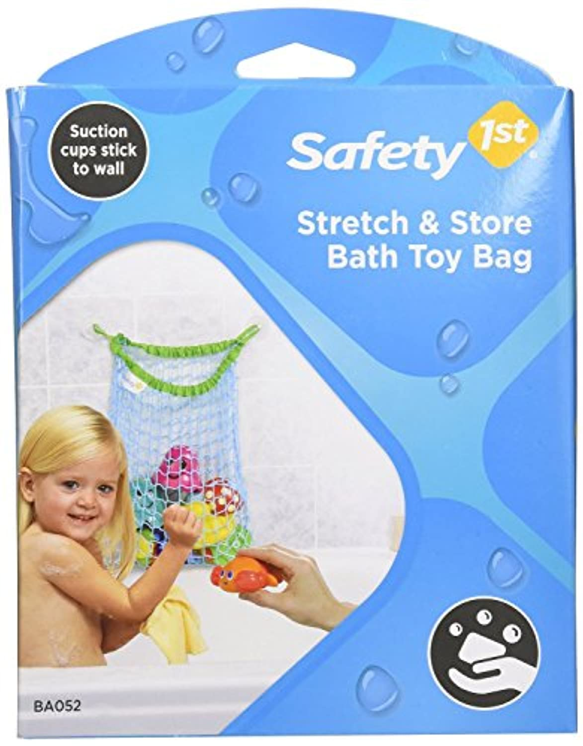 Safety 1st Bath Toy Bag [並行輸入品]