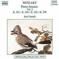 Piano Sonatas 311, 332, 545 & 570