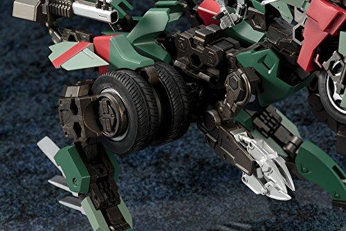 ヘキサギア ボルトレックス 全長約240mm 1/24スケール プラモデル