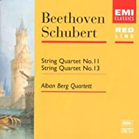 Beethoven: String Quartet N. 11