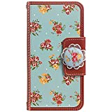 【日本正規代理店品】Mr.H iPhone 6s Plus/6 Plus ケース Country Girl Diary ダイアリータイプ M4891i6P