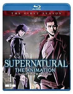 SUPERNATURAL THE ANIMATION / スーパーナチュラル・ザ・アニメーション 〈ファースト・シーズン〉Vol.1 [Blu-ray]