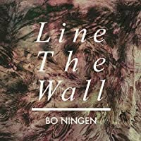 LINE THE WALL(+DVD) by Bo Ningen (2013-02-27)