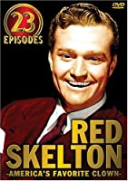 RED SKELTON-AMERICA'S FAVORITE CLOWN