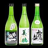 日本酒セット 富久長 龍勢 本洲一 純米吟醸 720ml×3本