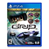 GRIP: Combat Racing AirBlades vs Rollers Ultimate Edition (輸入版:北米) - PS4