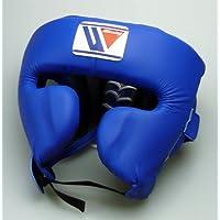 【Winning/ウイニング】 ヘッドギア フェイスガードタイプ Mサイズ ブルー