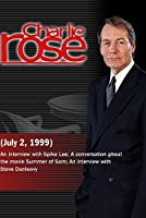 Charlie Rose with Spike Lee; John Leguizamo & Mira Sorvino; Steve Dunleavy (July 2 1999)【DVD】 [並行輸入品]