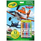 Crayola Disney Coloring and Activity Book with Markers