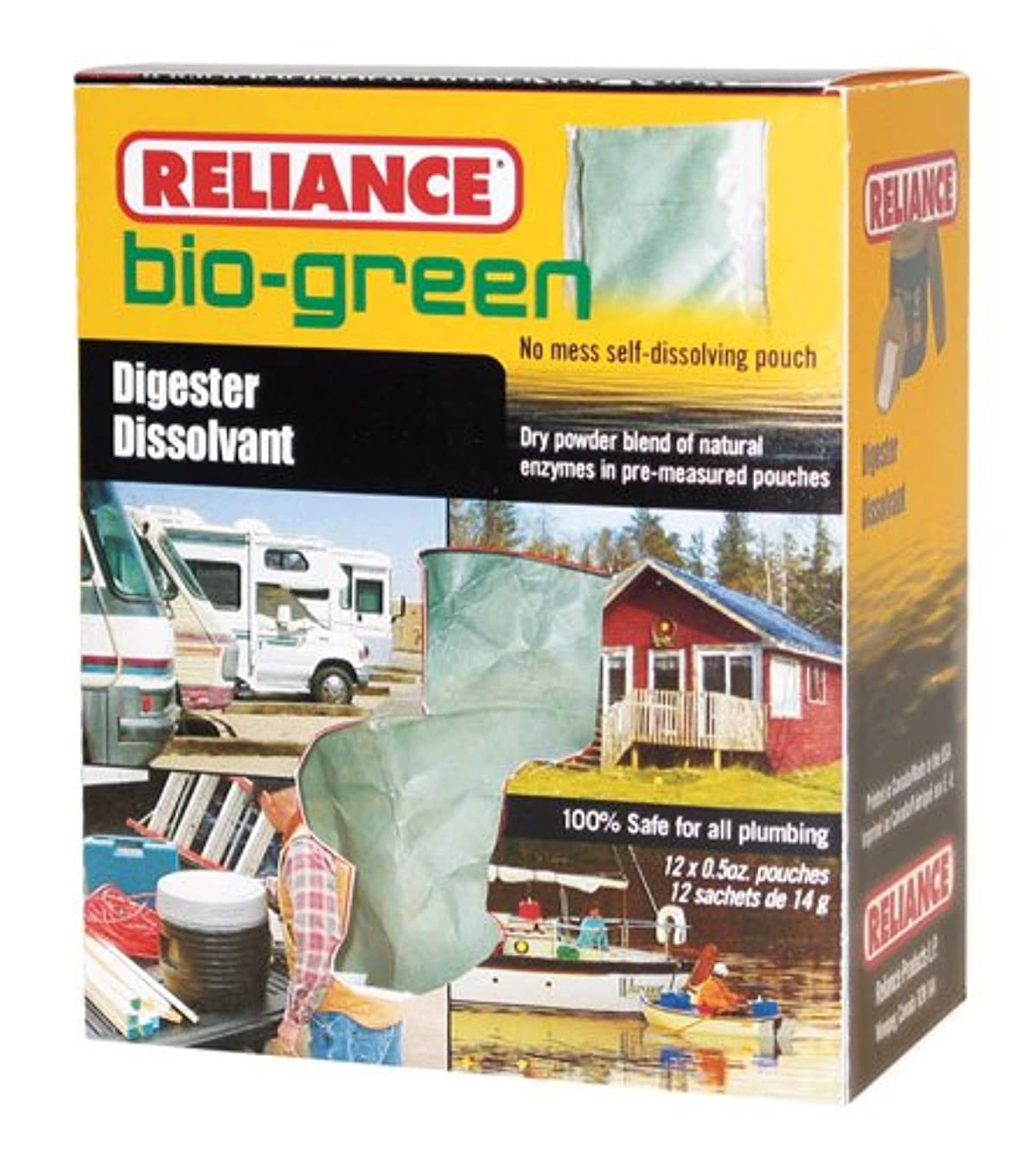 ショップお互いゴミ箱を空にするReliance Products Bio-Green Waste Digester by Reliance Products