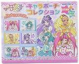 スター☆トゥインクルプリキュア キャラポーチコレクション BOX商品 1BOX=6個入り、全6種類