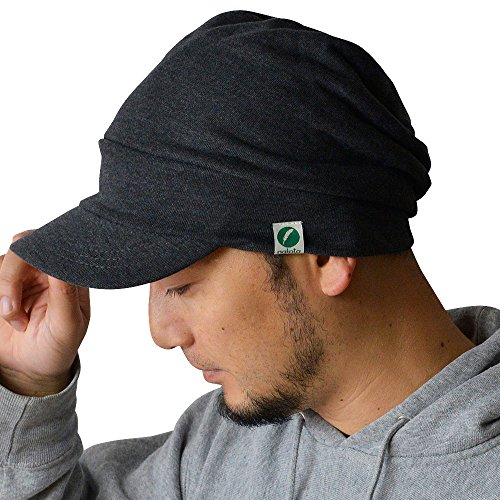 Nakota (ナコタ) スウェット キャスケット 帽子 レディース メンズ 大きめ
