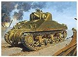 ドラゴン 1/35 第二次世界大戦 アメリカ軍 M4シャーマンDV スマートキット プラモデル DR6579