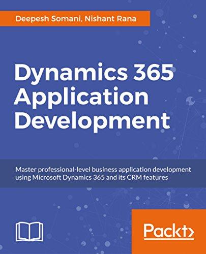 Dynamics 365 Application Development