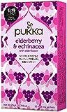 pukka(パッカ) エルダーベリー&エキナセア有機ハーブティー10TB