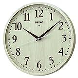 SEIKO CLOCK ナチュラルスタイル セイコークロック ナチュラルスタイル 電波掛け時計 KX399Aの画像