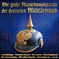 Grobe Marschmusikparade..