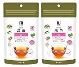 漢茶 美 BEAUTY 2g×6包 2袋セット ノンカフェイン ニホンドウ(薬日本堂)