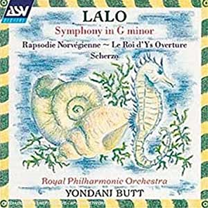 Symphony in G / Le Roi D'Ys Overture