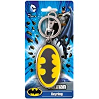 DC/バットマン ロゴカラーキーリング KE343