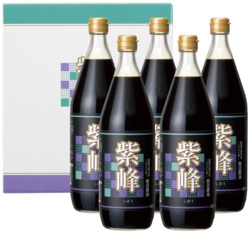 紫峰 醤油ギフト SK38K
