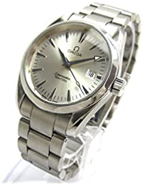 [オメガ]OMEGA 腕時計 2518-30 シーマスター アクアテラ シルバー文字盤 磨き仕上げ済み メンズ 中古