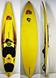 "F2 ウインドサーフィンサーフボード Shape by PeterThommen [yellow] 8'2"" Windsurfing"