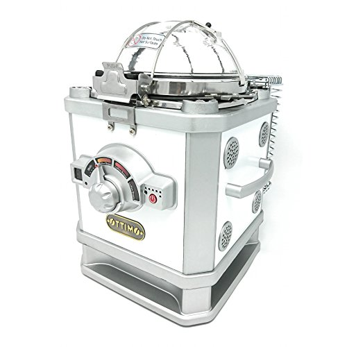 煙の出ない 家庭用 電動焙煎機 OTTIMO オッティモ デュアルロースター JN-500R コーヒー ナッツ 焙煎