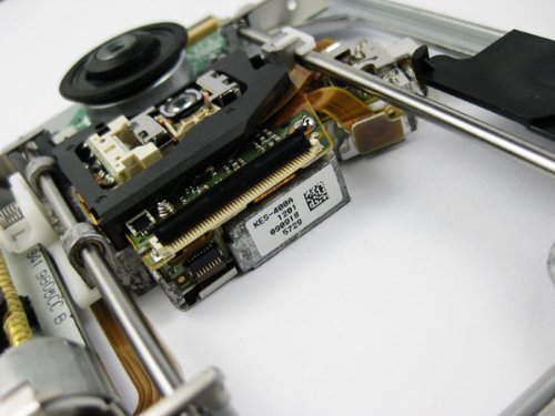 HITEC PS3修理用レーザーレンズ デッキセット SONY ゲーム機 ハード用 Kem-400aaa 互換パーツ PS3 ディスクの読み取りが悪くなった 読み込まなくなった時の修理用に [並行輸入品]