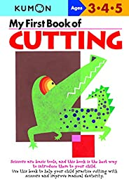 My First Book Of Cutting (Kumon's Practice Bo