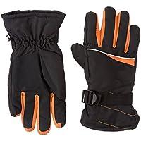 (フォレストガード) FOREST GUARD(フォレストガード) メンズ 軽量 防寒手袋 スキー スノーグローブ バイク 自転車 撥水 5本指