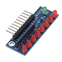 Arduino用 8桁LED MCUウォーターランプモジュール