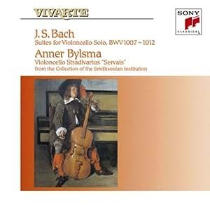 Blu-spec CD バッハ:無伴奏チェロ組曲(全曲)