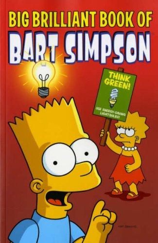 Download Simpsons Comics Presents the Big Brilliant Book of Bart 1845767527